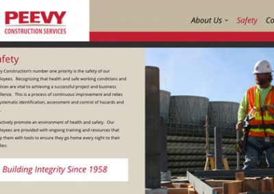 Peevy Construction