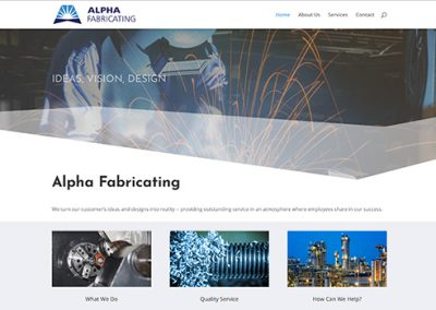 Alpha Fabricating
